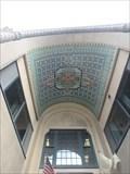 Image for Ceiling Mosaic - Former Boardwalk National Bank - Atlantic City, NJ