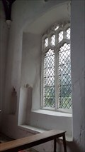 Image for Piscinas and Sedilia - St Michael - Occold, Suffolk