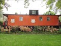 Image for CN 79339 Steel Caboose - Ashcroft, British Columbia