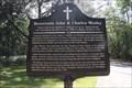 Image for Reverends John & Charles Wesley / Wesley Memorial Garden - St. Simons Island, GA