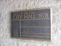 Image for City of Delano City Hall - 1978 - Delano, CA