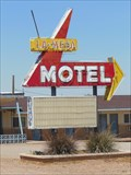 Image for La Mesa Motel - Route 66 -  Santa Rosa, New Mexico, USA.