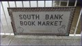 Image for South Bank Book Market - The Queen's Walk, London, UK