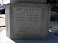 Image for World War Memorial @ War Memorial Park - Mays Landing, NJ