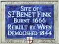 Image for St Benet Fink - Threadneedle Street, London, UK