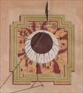 Image for Zarbula Sundial 1843; Chateau Queyras, Vielle Ville, France
