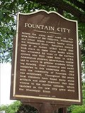 Image for Fountain City Historical Marker - Fountain City, WI