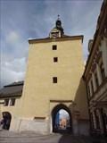 Image for Horní (Rynárecká) brána - Pelhrimov, Czech Republic