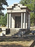 Image for Jewell-Wylie Mausoleum  - Oakwood Cemetery Historic District - Fort Worth, TX