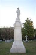 Image for Firefighter's Memorial -- Elmwood Cemetery, Charlotte NC