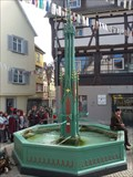 Image for Rathausbrunnen - Messkirch, Germany, BW