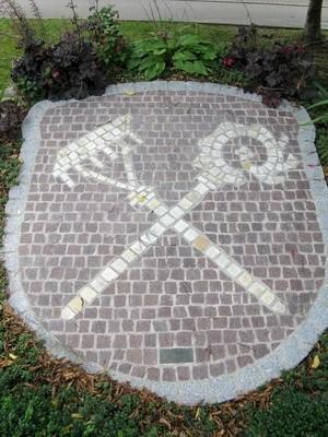 Stadtwappen Mitteleschenbach