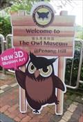 Image for Owl Museum - Penang Hill, Penang Island, Malaysia.