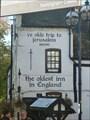 Image for OLDEST - Inn in England - Nottingham, Nottinghamshire, England, UK