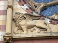 Image for Lion at Speyer Cathedral, Speyer - RLP / Germany