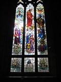 Image for Stained glass windows  St. Peter & Paul's Church, Olney