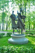 Image for Three Ballerinas - Minsk, Belarus