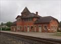 Image for C. C. C. & I. Railway Depot - Delaware, Ohio