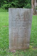 Image for FIRST Person Buried in Pilgrim Cemetery - Elkhart, TX