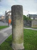 Image for Roman milestone, Pontevedra - Spain