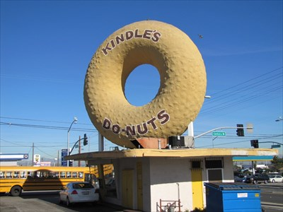 Kindle's Donuts, Pane 1, Los Angeles, California
