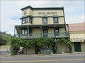 Image for Jeffery Hotel - Coulterville Main Street Historic District - Coulterville, CA