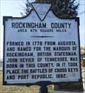 Image for Rockingham County / Shenandoah County