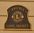 Image for East Side Cemetery Directory Lions Club Project ~ Salina, Utah