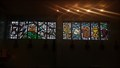 Image for Stained Glass Windows - St. Paul's RC church - Tintagel, Cornwall