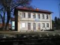 Image for Train Station - Noutonice, Czech Republic
