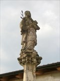 Image for St. John of Nepomuk - Chotesov, Czech Republic