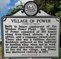 Image for Village of Power  /  Windsor Power Plant
