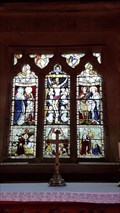 Image for Stained Glass Windows - All Saints - Leamington Hastings, Warwickshire