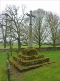 Image for Cross, St Michael's, Elmley Lovett,  Worcestershire, England