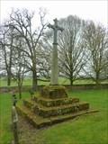 Image for Cross, St Michael's, Elmley Lovett,  Worcestershire, England