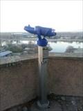 Image for Blick auf Rhein und Rheinbrücke