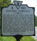 Image for Oxford Furnace