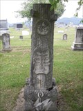 Image for Edward Russell McCURRY, Price Cemetery, Romeo, Tennessee