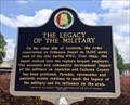 Image for The Legacy of the Military - Anniston, AL