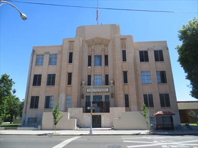Former Tulare County Courthouse Annex Visalia Ca Courthouses On