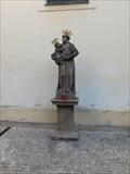 Image for Svatý Antonín Paduánský - Františkánský klášter, Praha, CZ