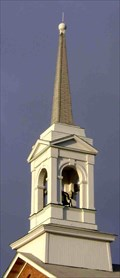 Image for Venice Presbyterian Church Steeple, Ross, Ohio
