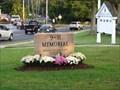 Image for 9/11 Memorial - Tewksbury, Massachusetts