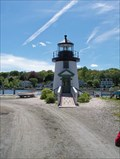 Image for Mystic Seaport Lighthouse - Mystic, CT