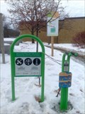 Image for Bike Repair Station, Lowertown Community Centre - Ottawa, Ontario, Canada