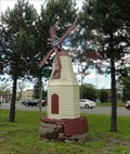 Image for Wind Mill Weathervane - Fredericton (NB) Canada