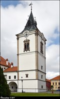 Image for Belfry in Levoca / Zvonica v Levoci (North-East Slovakia)