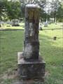 Image for Alvah Andrew Aldridge - Gordonville Cemetery - Gordonville, TX
