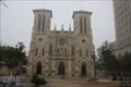 Image for Cathedral Basilica of San Fernando de Bexar -- Texas Revolution, San Antonio TX