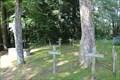 Image for Wooden Crosses in Cowley Monastery Cemetery - Bracebridge, Ontario